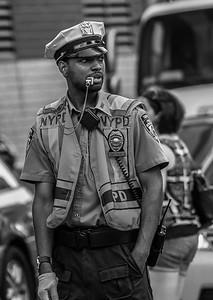 Traffic Cop, Ninth Avenue