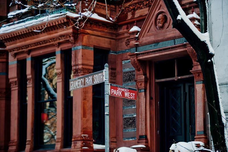 Historic Gramercy Park