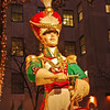 Christmas Wooden Soldier, Rockefeller Center, New York City