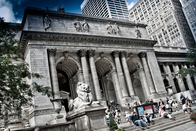 42nd Street Library