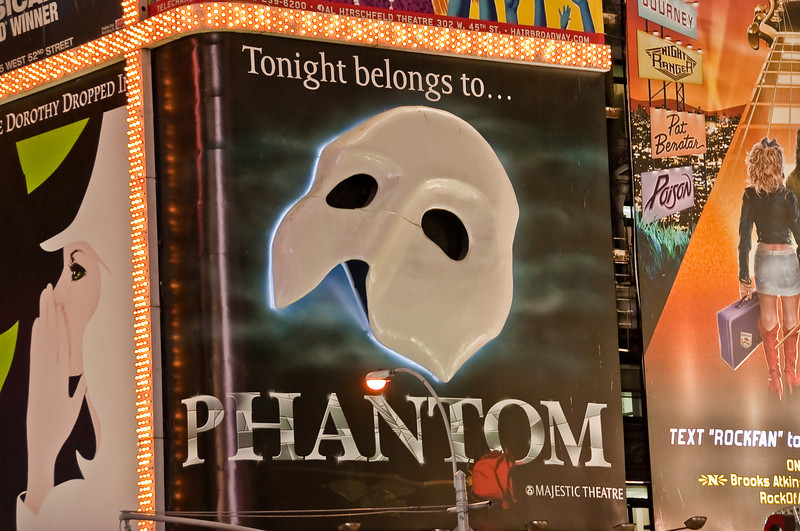 Phantom @ Times Square
