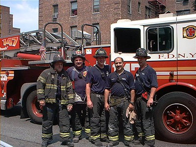 FDNY Visits 2002-2010
