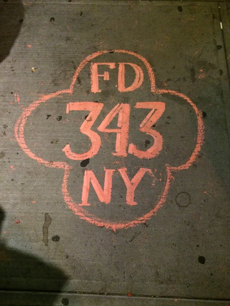 NYC Trip 9/11/2015