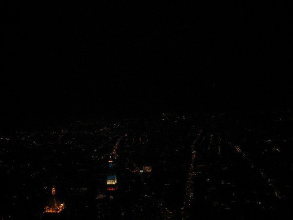 aww the view from the empire state building!!!