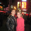 Times Square at night - one of Casey's favorite places I believe.