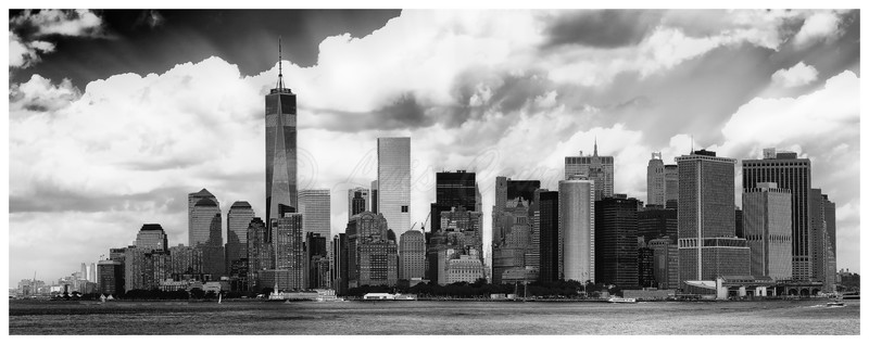 new-york-17B&W