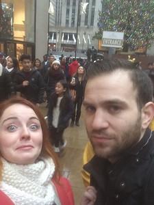 NYC with Doug and Taryn 12.18.16