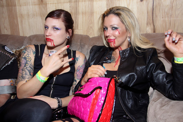 NYC Zombie Crawl: After Party, 10-14-12