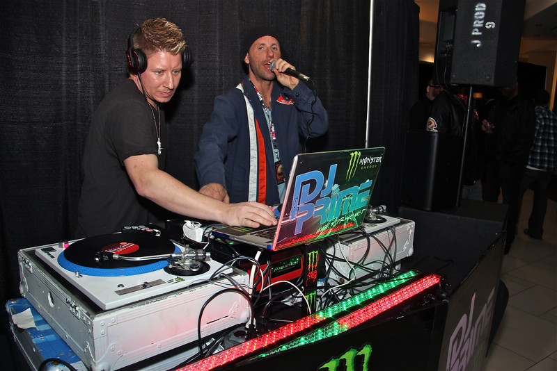 DJ Prime, Exxxotica After Party 11-9-12