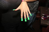 Jacky Joy's nails, Exxxotica After Party 11-9-12