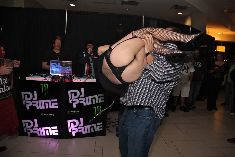 Exxxotica After Party 11-9-12