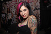 Joanna Angel of Burning Angel, Exxxotica 2012