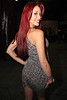 Monique Alexander of LA Direct Models and CLUB Spotlight, Exxxotica 2012