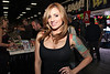 Teagan Presley of Adam & Eve, Exxxotica 2012