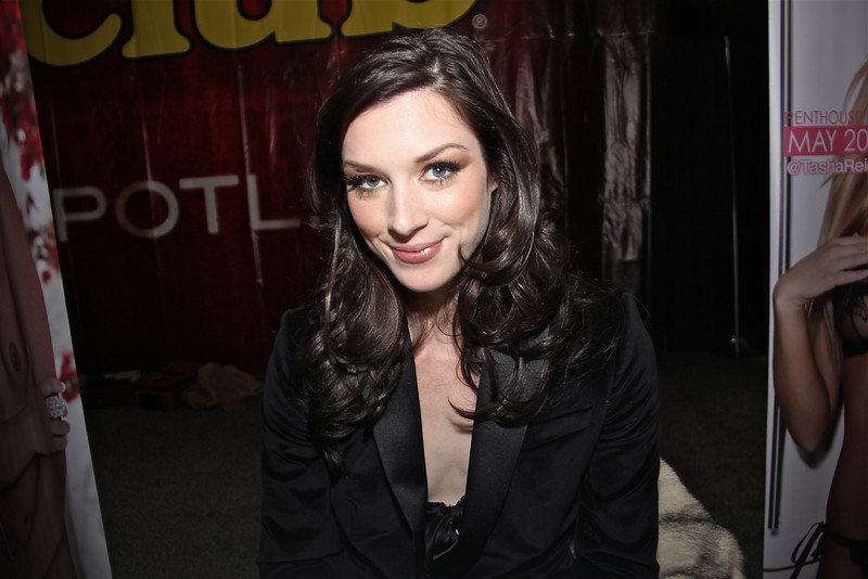 Stoya for CLUB Spotlight, Exxxotica 2012