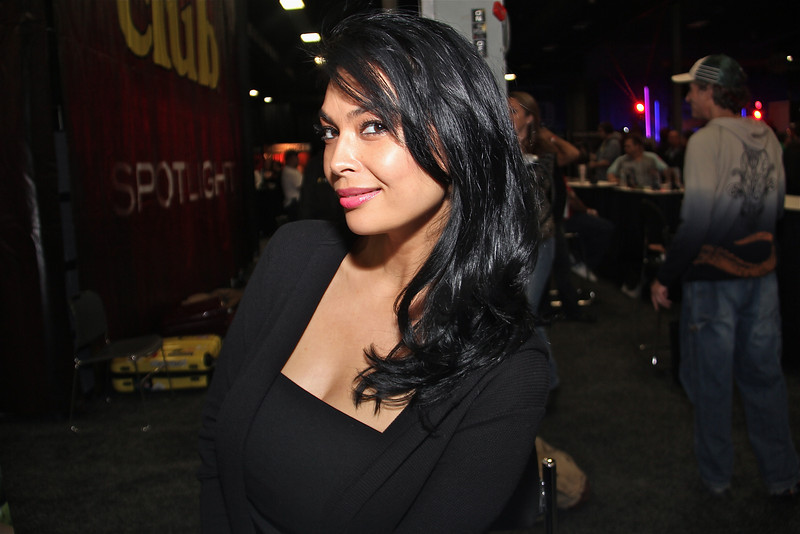 Tera Patrick for CLUB Spotlight, Exxxotica 2012