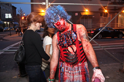 NYC Zombie Crawl After Party, 5-27-12