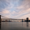 Brooklyn Bridge Morning View