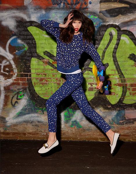 Coney Island Fashion Shoot