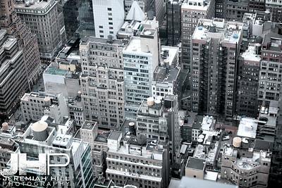 """Into NYC #1"", NYC, 2013 Print NYC2-0434"