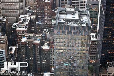 """Into NYC #3"", NYC, 2013 Print NYC2-0531"