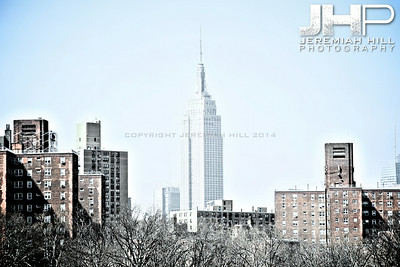 """Empire State Building #7"", NYC, 2013 Print NYC1-0345"
