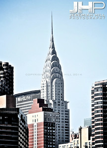 """Chrysler Building #5"", NYC, 2013 Print NYC1-0381"