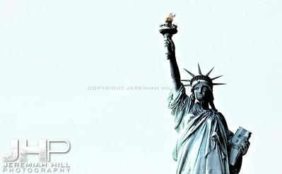 """Liberty #1"", NYC, 2013 Print NYC1-0444"