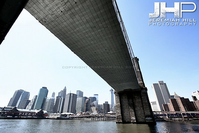 """NYC Under The Bridge #1"", NYC, 2013 Print NYC1-0247"