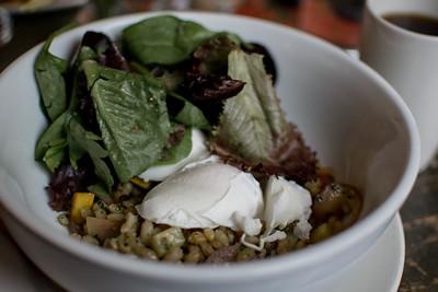 Breakfast bowl at Monument Lane