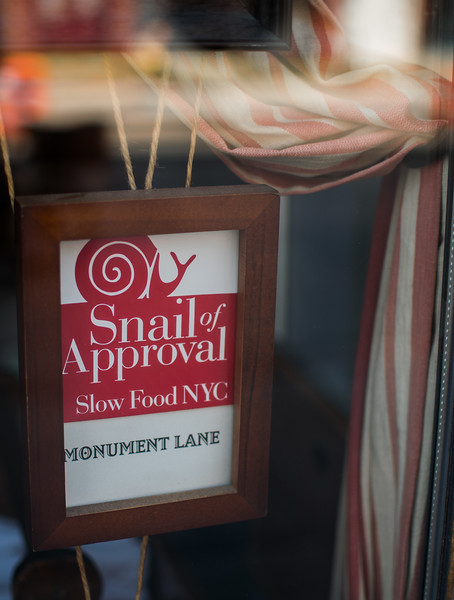 Snail of Approval for Monument Lane
