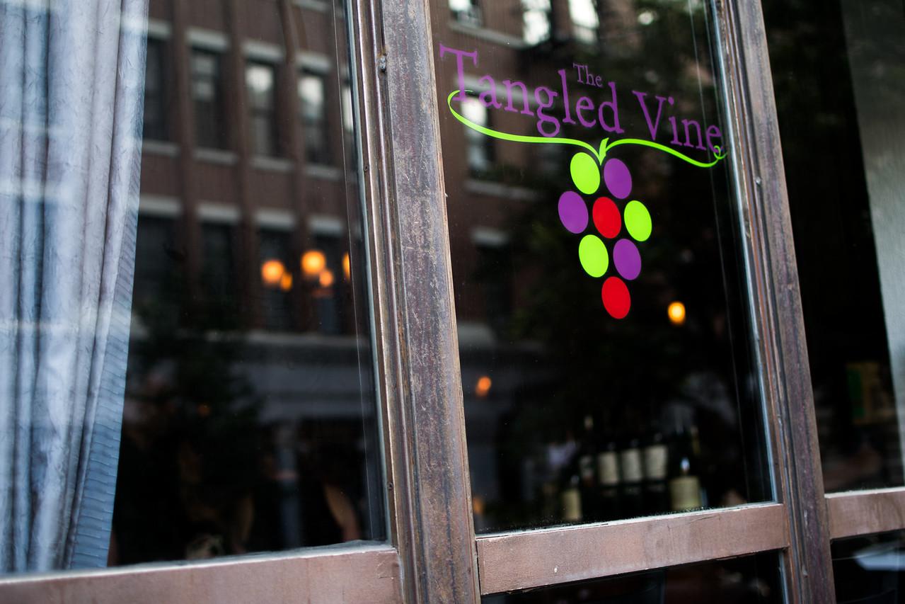 The Tangled Vine