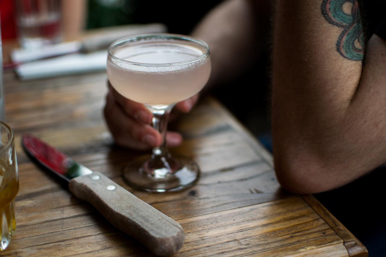 Cocktail at Joe's