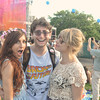 Jessica, Ben Droz, Claire, Governors Ball 2012  Governors Ball, Randall's Island, June 22-23 2012,  #GovBallNYC <br /> Photo by Ben Droz.