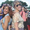 Jessica Dye, Claire Mclaughin, Governors Ball 2012  Governors Ball, Randall's Island, June 22-23 2012,  #GovBallNYC <br /> Photo by Ben Droz.