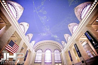 """""""Grand Central #1"""", NYC, 2013 Print NYC1-0809V2"""