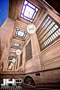 """""""Grand Central Hall #1"""", NYC, 2013 Print NYC1-0793V2"""