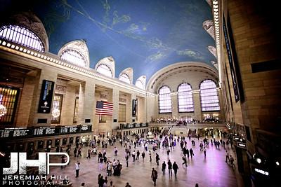 """""""Grand Central #4"""", NYC, 2013 Print NYC1-0839V3"""