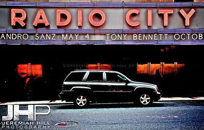 """Radio City Music Hall #1"", NYC, 2013 Print NYC2-0309"
