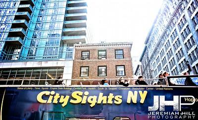 """City Sights"", NYC, 2013 Print NYC1-0539"