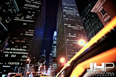 """Taxi Ride #1"", NYC, 2013 Print NYC2-0758"