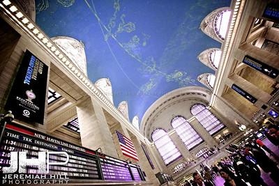 """""""Grand Central #2"""", NYC, 2013 Print NYC1-0812V3"""