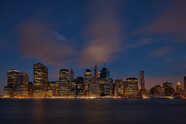 NYC Dawn