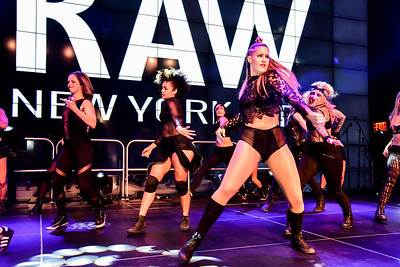 RAW:NY presents VERVE