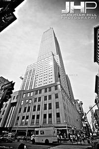 """Empire State Building #5"", NYC, 2013 Print NYC1-0676"