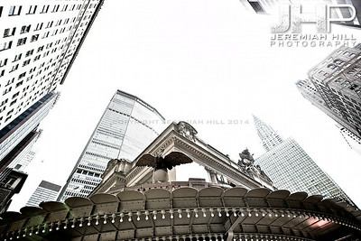 """Chrysler Building From Grand Central"", NYC, 2013 Print NYC1-0781"