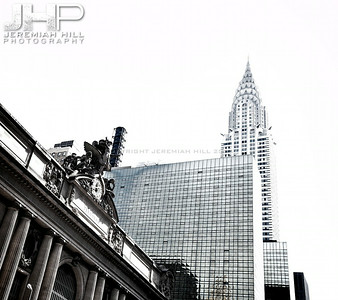 """Chrysler Building #3"", NYC, 2013 Print NYC1-0762"