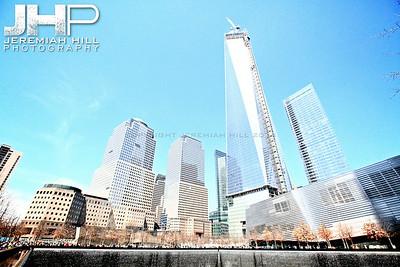 """WTC1 #2"", NYC, 2013 Print NYC1-0020"