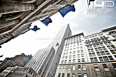 """Empire State Building #6"", NYC, 2013 Print NYC1-0698"