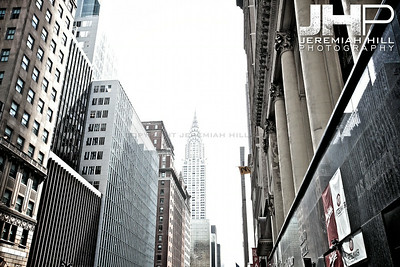 """Chrysler Building #1"", NYC, 2013 Print NYC1-0725"
